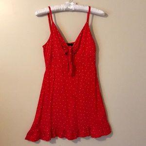🆕 MINKPINK Santorini Tie Front Dress! Small!